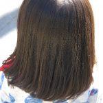 【アタマジラミ】髪を切る必要はなし?